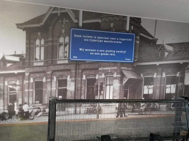 Station Almelo