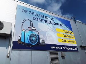 Spandoek Compressor Service Tecniek