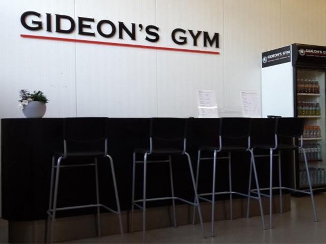Freesteksten Gideon's gym